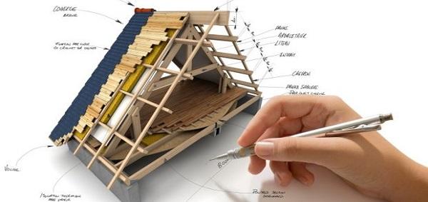 проектиране на покриви